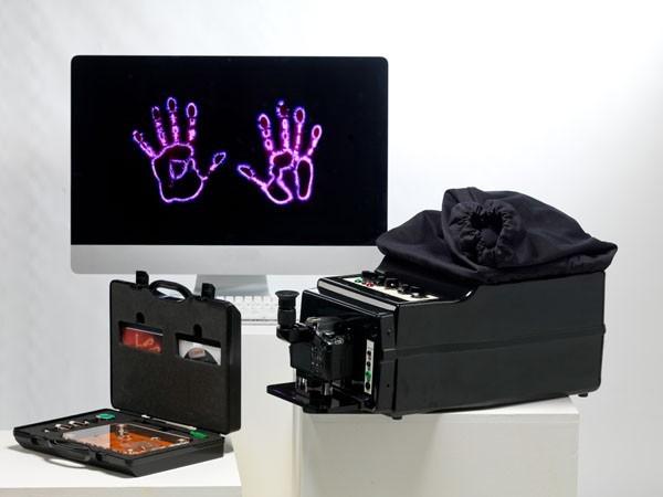 Kirlian Digital Camera