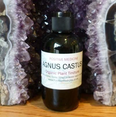 Organic Agnus Castus Tincture