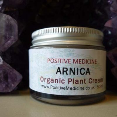 Organic Arnica Cream