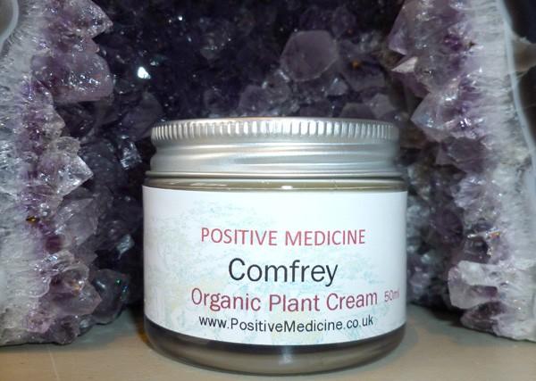 Organic Comfrey Cream