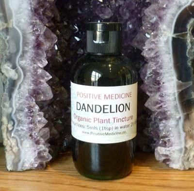 Organic Dandelion Tincture