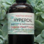 Organic Hypericum and Calendula Tincture