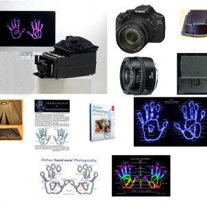 Kirlian Camera and Accessories
