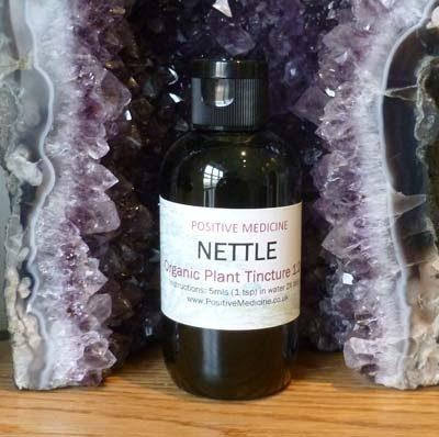 Organic Nettle Tincture