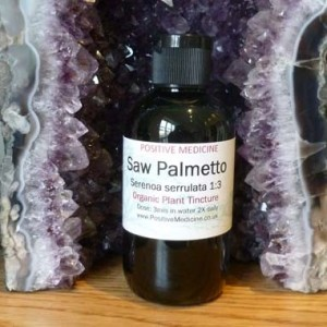 Organic Saw Palmetto Tincture