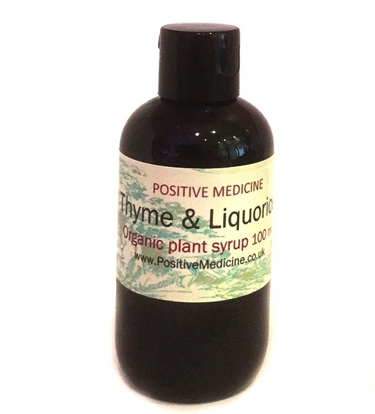 Thyme & Liquorice Syrup