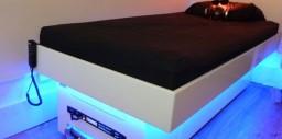 Aquavibe Bed